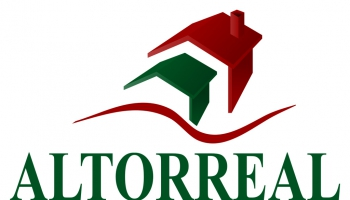 Altorreal real state logo